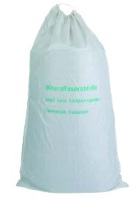 Mineralwolle Sack, KMF Sack