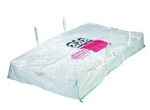 big bag grundmann asbest bags. Black Bedroom Furniture Sets. Home Design Ideas
